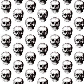 Skullstache