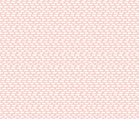 Painted bricks - pretty pink fabric by revista on Spoonflower - custom fabric