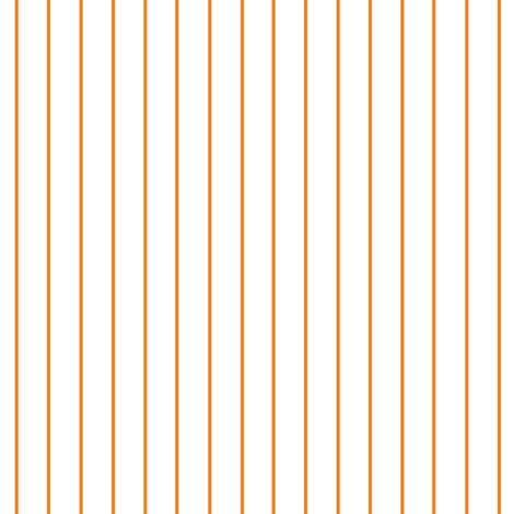 Blood Orange Stripe single fabric by ireneireneart on Spoonflower - custom fabric