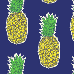 Ampersand_Pineapple_color_textile_e