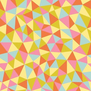 Spring triangles - large