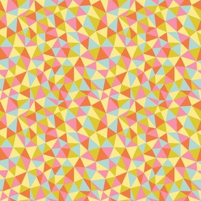 Spring triangles - small