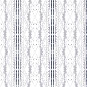 Delineation Gray Vertical Stripe Brush Strokes