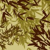 Golden Bamboo - Fat Quarter