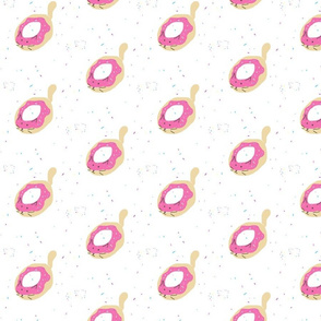 Doodled Donut Cats