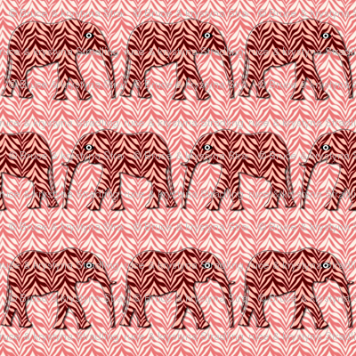 Zebra_Elephants_All_Pink
