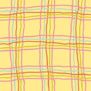 Sprint tartan - large
