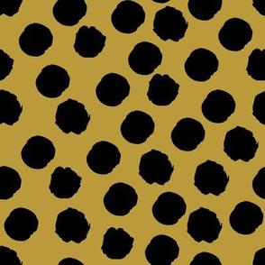 Spots on Mustard