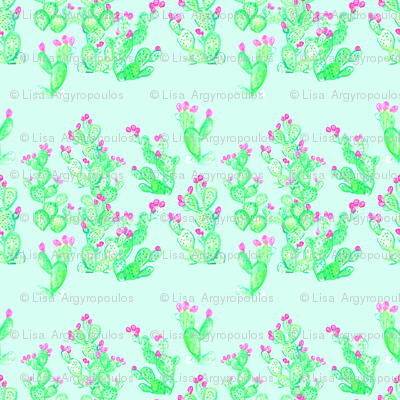 Prickly Pear Spring Mint