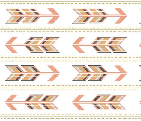 Arrows_mulit_blush_stripe_shop_preview