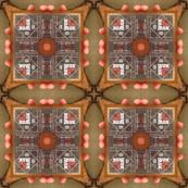Cinnamon Whiskey Kaleidoscope