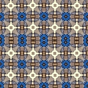 Blue and Gray - Version 2