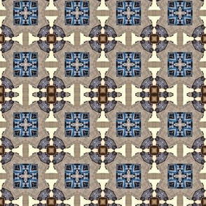 Blue and Gray - Version 1