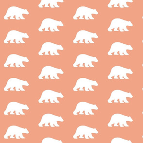 Bears in Soft PInk