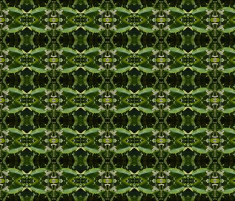 Grapevine Trellis (Ref.4919) fabric by rhondadesigns on Spoonflower - custom fabric