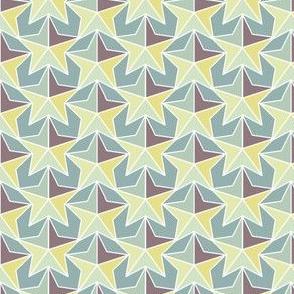 Tiled Stars Skyline