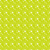Stars green/yellow
