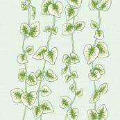 Succulent Vine Pale Green