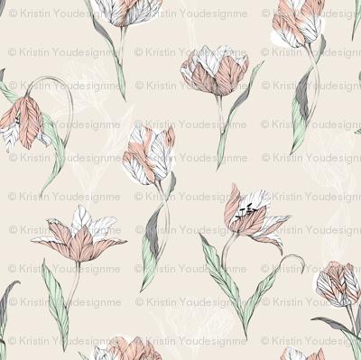 tulips_on_beige