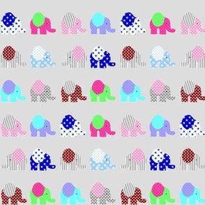 light elephant parade