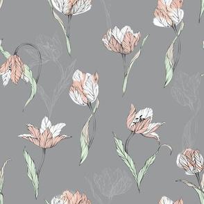 tulips_on_grey