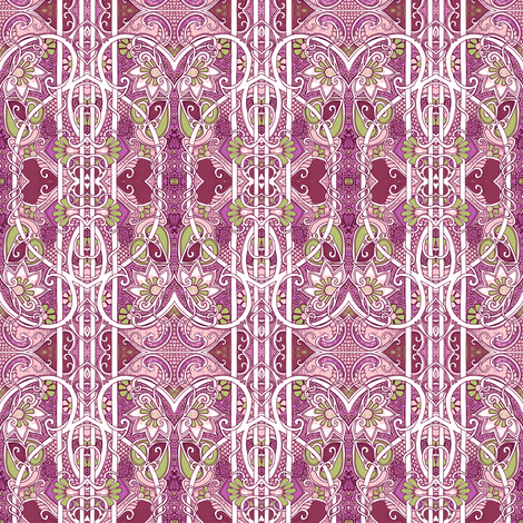 Better Hearts and Gardens fabric by edsel2084 on Spoonflower - custom fabric