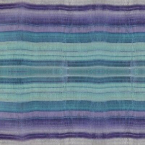 Fluorite Stone Layers Thin Stripe