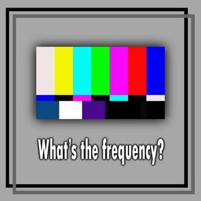 Dean's Funny TV Test Pattern
