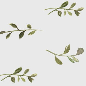 Vines (grey background)