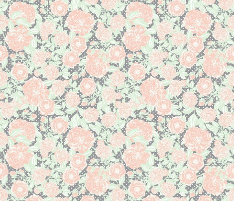 Rrrrfixed_vintage_flower_redux_grey_with_white_dots_shop_preview