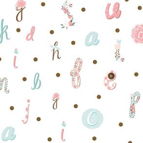 Floral_Alphabet