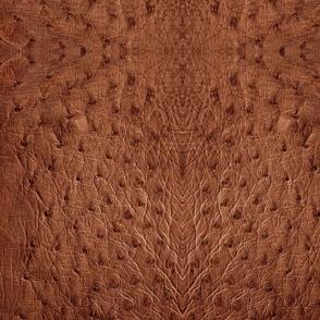 Ostrich Hide