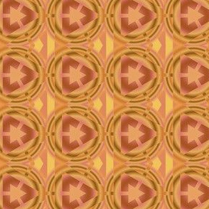 Mango Circle Geometric Small