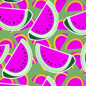 watermelon fantasia