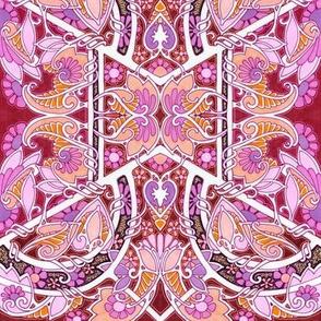 Squirmy Pink World