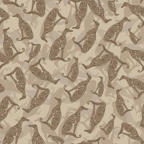 Greyhound Camo Pale Neutral