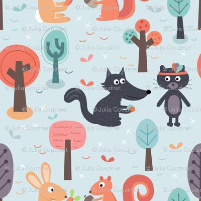 Animals-friends