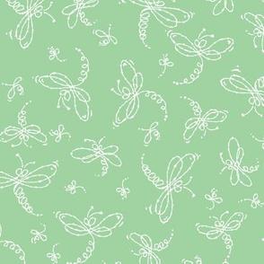 Ditzy Dragonflies