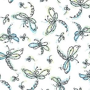 Dragonfly Frenzy