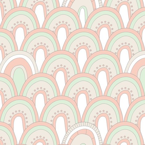 Rrspoonflower_20_wedding_limited_palette_pattern_2_wedding_palette_art_deco_scallop_dot-01_shop_preview