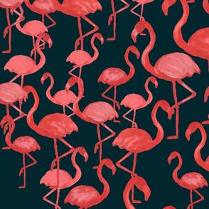 Wherever You Go Flamingo by The Prime Floridian