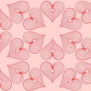 Spiral Hearts