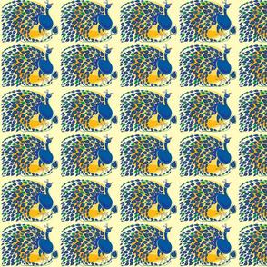 peacock_drawing
