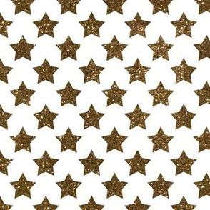 Glitter Star Pattern