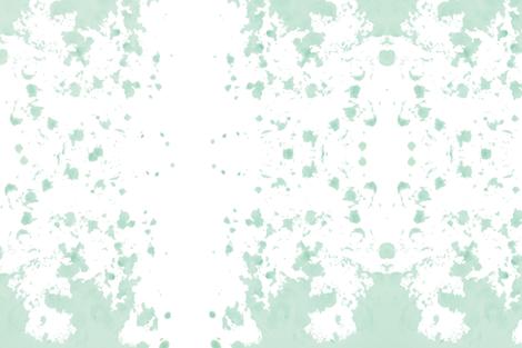 Aqua_paint_dots__4000 fabric by jennifer_rizzo on Spoonflower - custom fabric