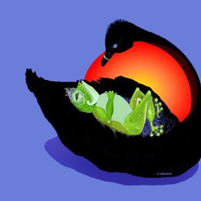 Ebony Swan's Tale: Whimzpix Creation G113