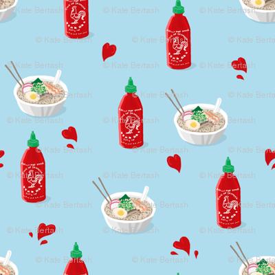 Sriracha Valentine