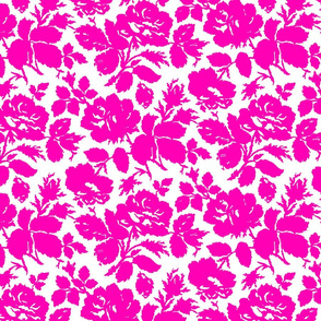 Wild Rose - Fuchsia