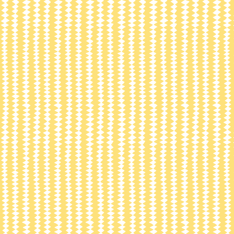 Sunny wobly diamonds fabric by revista on Spoonflower - custom fabric