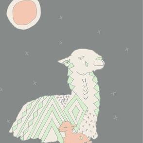 Lamma_and_Baby